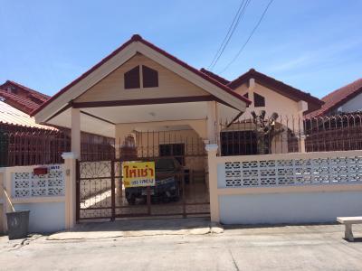 บ้านพร้อมเฟอร์นิเจอร์ 14000 ชลบุรี เมืองชลบุรี แสนสุข